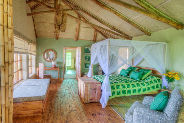Virunga Deluxe Banda Interior Bedroom Design