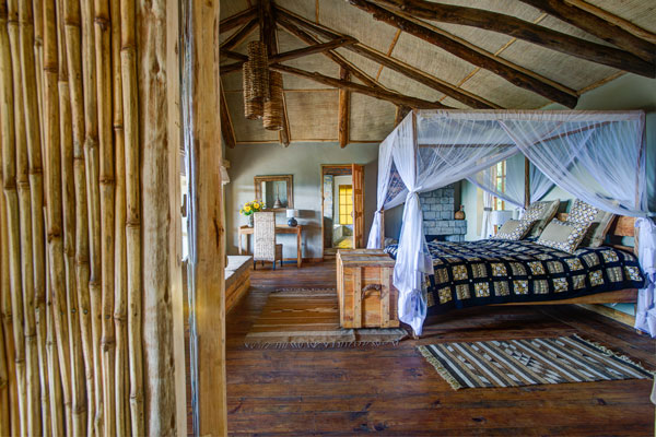 Randazoo Virunga Lodge Interior Bedroom Design