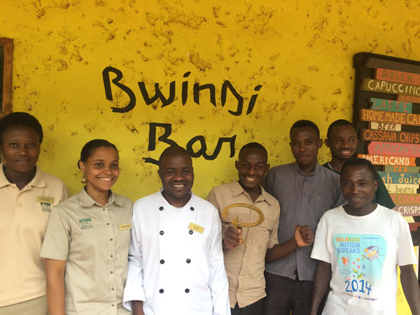 Bwindi Bar PURE Community Engagement Award