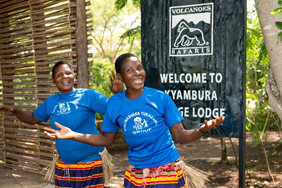 Welcome to Kyambura Lodge