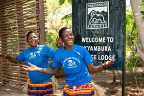 Welcome to Kyambura Lodge