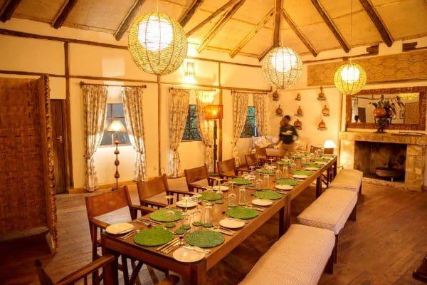 Interior Dining Design