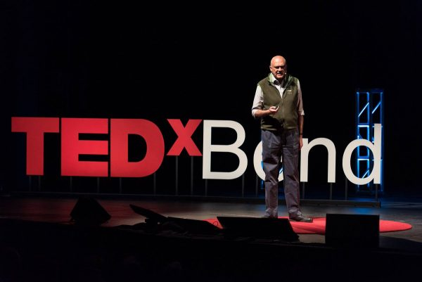 Ted x Bend Speaker