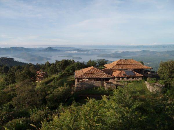 Virunga Panorama Preview Mountain View