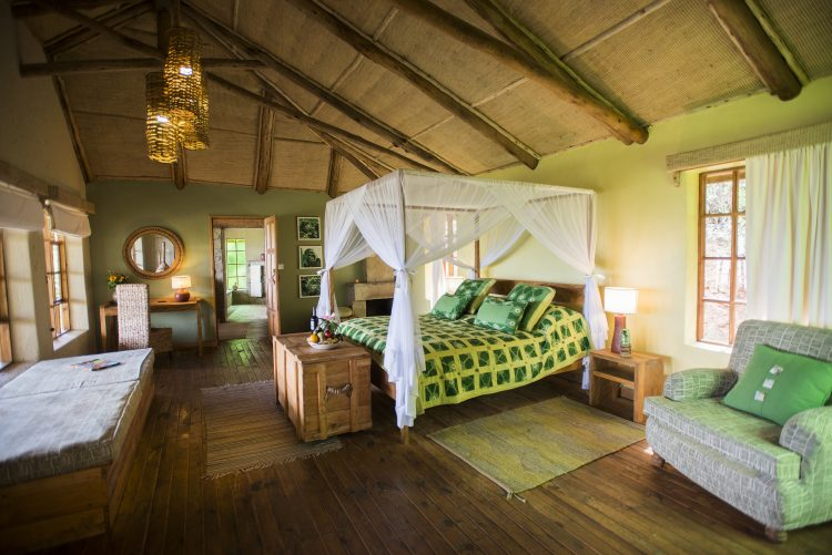VIRUNGA LODGE Interior Bedroom Design