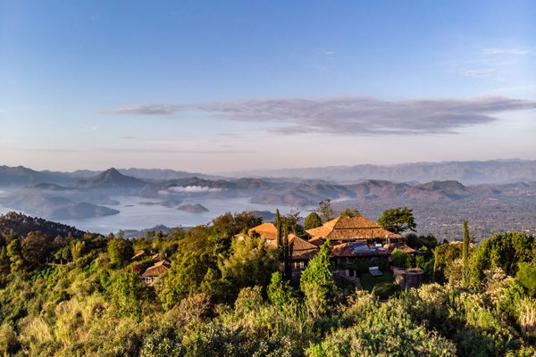 Volcanoes Safaris Escape Hotels