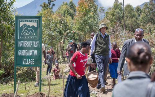 Volcanoes Safaris Gahinga Batwa Trust