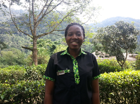 Volcanoes Safaris Sheila South Lady