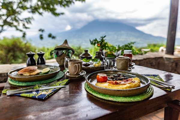 Volcanoes Safaris Uganda Food