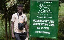 Volcanoes Safaris Kyambura Wetland Conservation Zone