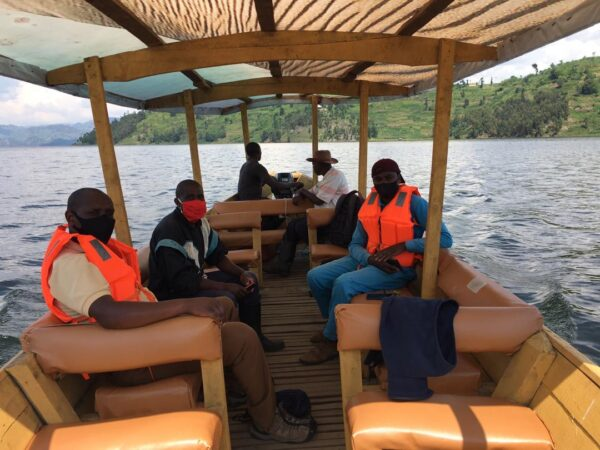 Virunga Community Projects Solar Donation