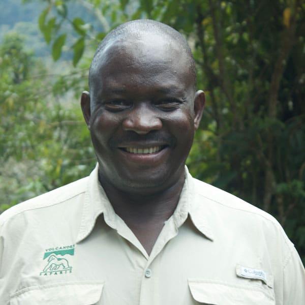 Francis Kiwanuka Head guide Volcanoes Safaris Uganda